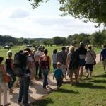 visite de groupe à l'Asinerie du Baudet du Poitou