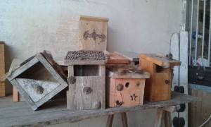 nichoirs de l'Asinerie du Baudet du Poitou